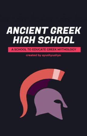 Ancient Greek High (Coming Soon) by ayushyushyo