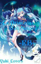 La princesse des neiges - RB by Yuki_Lovers
