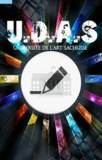 U.D.A.S. : Ecriture by Organisation_UDAS