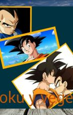 Goku x Vegeta ❤❤ by miku_sempai