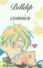 Billdip Comics by liliaShaneMcCloud64
