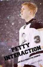 Petty Interaction (Olli Maatta) by BrittVega