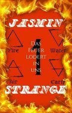 Jasmin Strange - Die Avengers, Loki und ich by MoonyGirl2