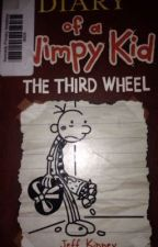 Diary of a wimpy kid the third wheel by galiyah08