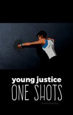 Young Justice One Shots by thewildhearted