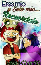Eres Mio y Solo Mio,Recuerdalo...Foxy x Bonnie [PAUSADA]  by PieceOf_Cake