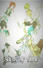 Kingdom Hearts Souls Of Time by Eternity_Skye