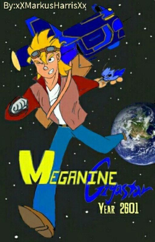 Meganine Gigastar: Year 2601 by xXMarkusHarrisXx