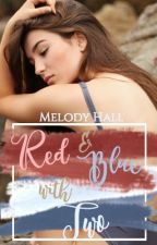 Red & Blue With Two by MelodyHall