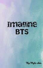 Imagine BTS by Myla-chan
