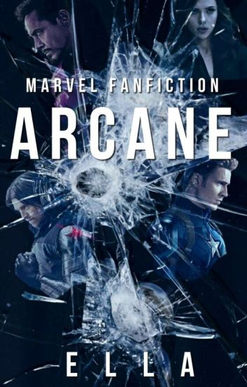 ARCANE || Bucky Barnes [Civil War] [2]