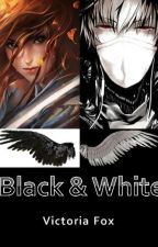 Black And White by VictoriaFox2015