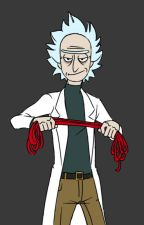 Rick Sanchez x Shy Reader by Whyamihere69-72