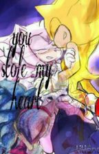 You Stole My Heart  by historiasdesonamy