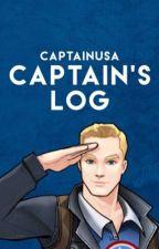 captain's log by CaptainUSA