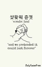 wonderland ✧ jjk + kth by OnlySwimFree