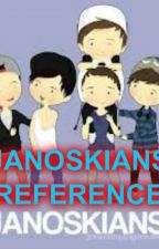 Janoskians Preferences by Jess_Janoskinator