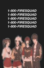 Fire Squad - ATLA by SlayAckles