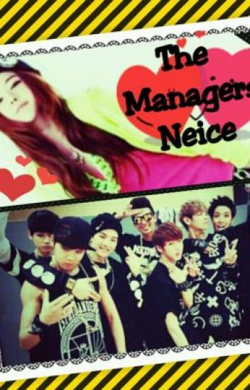 The Manager's Niece(A BTS Fanfiction