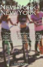 New York, New York. (old magcon)(Version Argentina) by hayesDoll