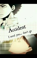 Accident (Three-shot IwaOi) by samy-chin