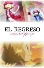 El regreso | Amourshipping by slaymehale