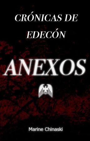 Crónicas de Edecón: Anexos by MarineChinaski