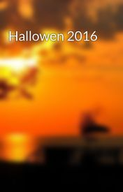 Hallowen 2016 by yiyang3816
