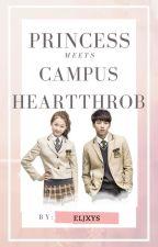 Princess meets Campus Heartthrob by cupidgirl21