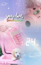 snapchat » completed by GrandKingOikawa
