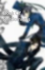 Book Of Randomness by TheRedClover