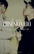 "Straight Guys Series 02.- ""Solo Un Poco Obsesionado"" by luciferKGD"