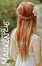 Mackenzie Weasley  by IlovemyIsaac