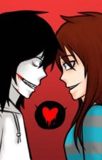 Jeff The Killer lovestory - der mörder den ich liebe   by CelinaBam1