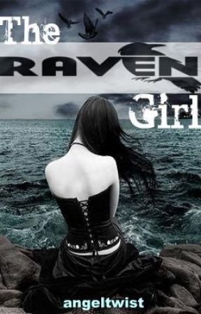 The Raven Girl by angeltwist