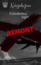 Niezależna : Szlachetna tajemnica [REMONT] by DarkHorseSoul