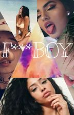 F***Boy || Isac Elliot Fanfiction by writingbread