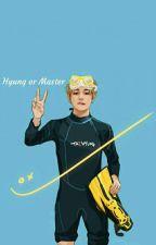 Hyung or Master [Vkook] by elisabethjung19