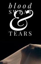 Blood, Sweat & Tears (RUN II) - BTS Italian Fanfiction by snsd9bts7