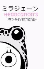 Fairy Tail ~ Headcanon's by Coffy_Girl