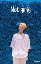 Not girly ✧ Namjoon by yoongizza