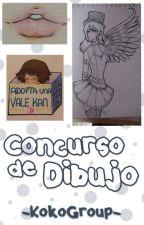 Concurso de Dibujo |Abierto| by -KokoGroup-