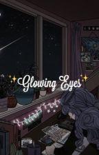 Glowing Eyes:  joshler by -blueskyhands