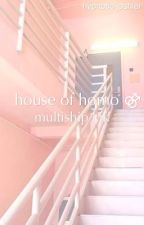 house of homo ⚣ multiship kik by hypnotic-joshler