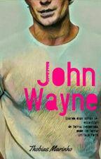 John Wayne by thobiasm2