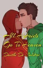 All Hybrids Go To Heaven: Daithi De Calibre  by ApacheMidnight360