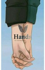 Hands // Ereri // by sorridimiidolo