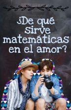 «¿De que sirve matemáticas en el amor? // Vkook» by Didih_1