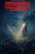 stranger things imagines by michellehammerle