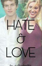 Hate&love//Daniel Sharman//Lele pons// by Shadoafter